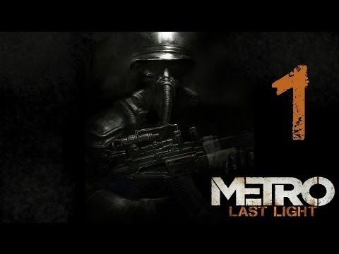 Metro Last Light | Let's Play en Español | Capitulo 1