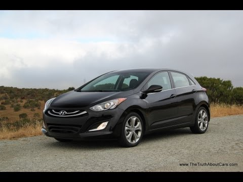 2013 Hyundai Elantra GT Review and Road Test