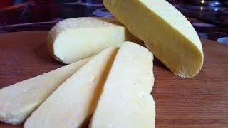Домашний Сыр / Сыр из Молока / Cottage Cheese / Простой Пошаговый Рецепт Сыра
