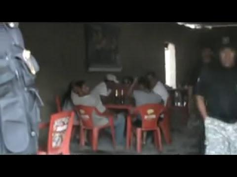 OPERATIVO EN PROSTIBULO   CANAL 8 SECHURA CLIPS TV oK