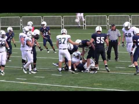 Tyler Marshall 2012 Highlight Film - 2014 Graduate of Phillips Andover Academy