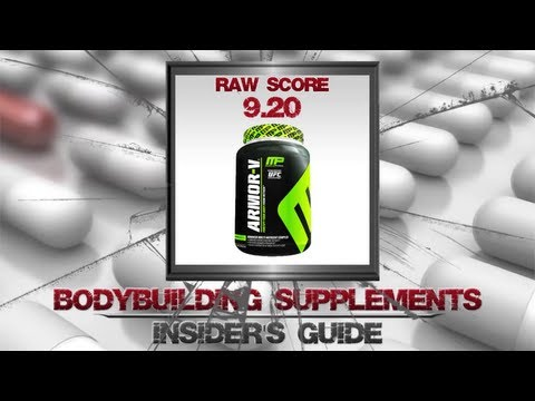 MusclePharm Armour V Review   Best Multivitamin For Athletes?