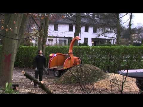 Henk Koelewijn alias de bomenzager