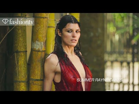 2013 Pirelli Calendar By Steve Mccurry Ft Karlie Kloss, Adriana Lima, Marisa Monte | Fashiontv video