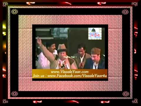 Punjabi Naat( Kamli Wale Muhammad Tun Sadqe Main Jan)Nusrat...
