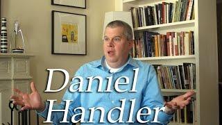DANIEL HANDLER/LEMONY SNICKET -- Author