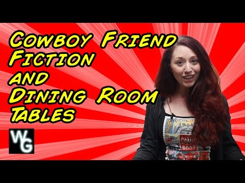Cowboy Friend Fiction and Danni's Dining Room - New Comics for October 29th
