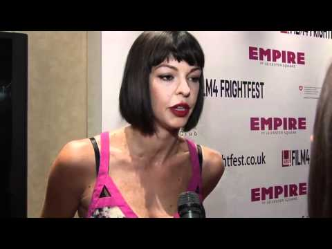 Pollyanna McIntosh Interview