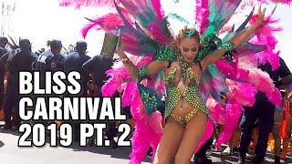 Trinidad Carnival 2019 - BLISS Carnival Tuesday Part 2/2 - Socadrome Live