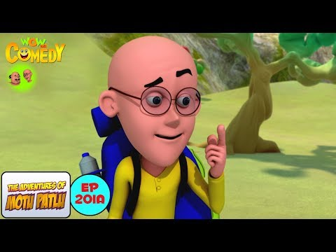 Devil's Stone - Motu Patlu in Hindi - 3D Animated cartoon series for kids - As on Nick thumbnail