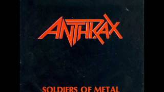 Watch Anthrax Be All, End All video
