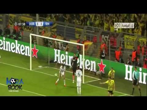 Robert Lewandowski all 4 goals vs Real Madrid