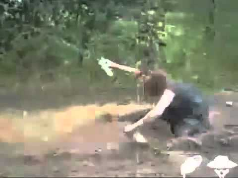 Drunk Girl Fighting with Gravity funny Video  5BFrom 20www metacafe com 5D 205444646 16045744 4