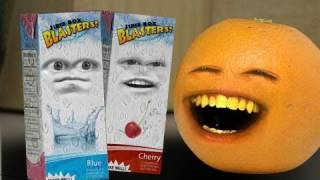 Annoying Orange - Juice Boxing