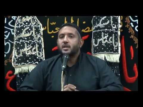 Shaykh Abbas Ismail (ENGLISH) :: 9th Muharram 1438 :: 10th Oct 2016 :: Bandra Khoja Masjid Mumbai