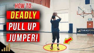How To: Shoot A Pull Up Jump Shot! 3 Secrets to a DEADLY Pull Up Jumper!