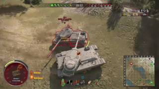 7k Dmg!-WoT Xbox One: FV215b Gameplay