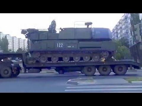Ukraine war: Russia brings new Buk missile systems to Ukraine Donbass Donetsk
