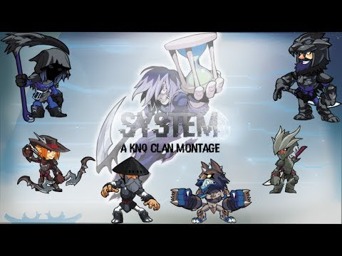 System | Brawlhalla Clan Montage