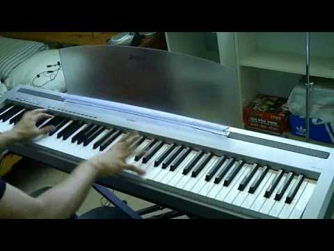Eenie Meenie - Justin Bieber & Sean Kingston (piano cover) music video