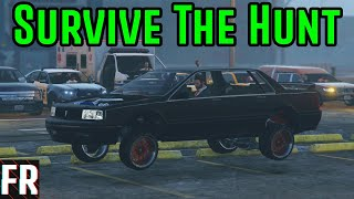 Gta 5 Challenge - Survive The Hunt 13