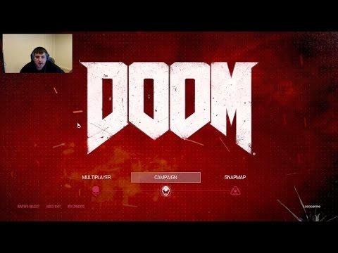 DOOM Single Player Gameplay Part 3 with Ryan - Cinemassacre