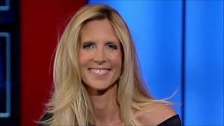 Ann Coulter on The Sean Hannity Radio Show (6/1/2017)