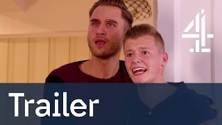 Hollyoaks: One Killer Week | Starts Monday 6.30pm | Channel 4