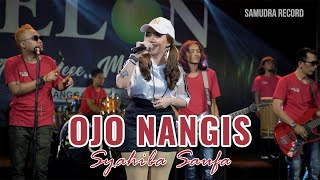 Syahiba Saufa - OJO NANGIS ( Live MELON Music)