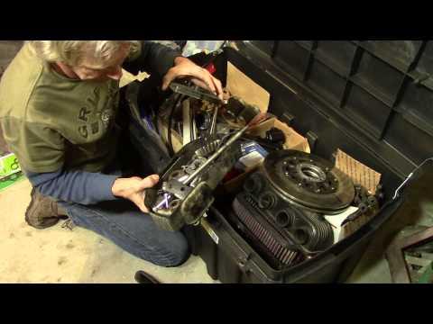 73 Honda CB750 Cafe Racer Build Episode 1 - It Begins