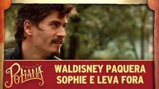 Waldisney paquera Sophie   As Aventuras de Poliana