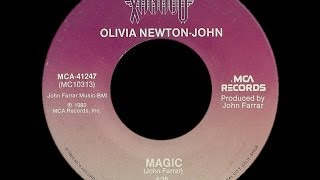 Olivia Newton John ~ Magic 1980 Disco Purrfection Version