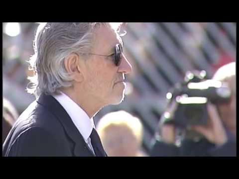 Roger Waters - In memory of S. Ten. Eric Fletcher Waters - Aprilia 18/2/2014