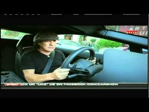 Brian Johnson - The Car Show