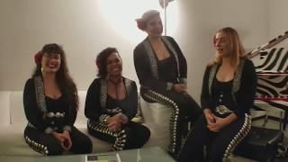 Interview with Flor de Toloache , la Mariachi feminina at Gibson Showcase. 10.25.17