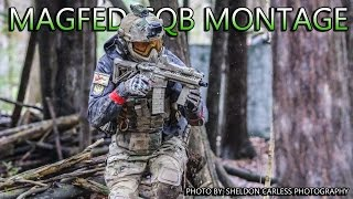 Intense CQC Magfed Paintball Montage