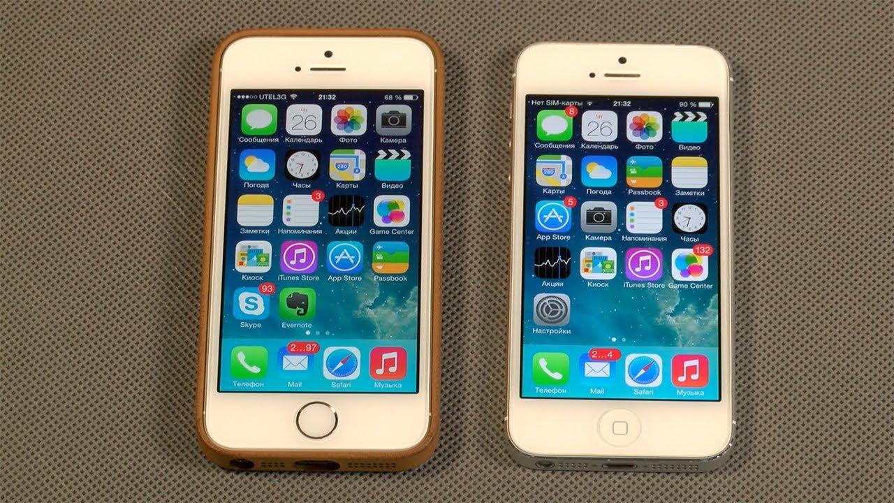 Сравнение камер iPhone 5s и iPhone 6  YouTube