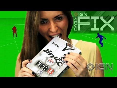 FIFA 14, Gran Turismo 6, Injustice: Gods Among Us... (Daily Fix 17-04-2013)