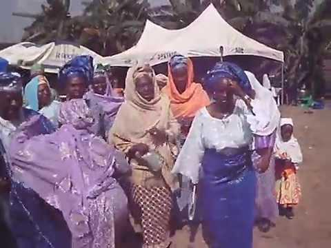 Muslim Women Partying in Lagos Nigeria