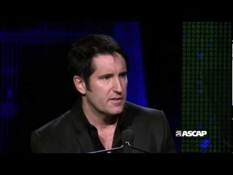 Trent Reznor presented with ASCAP Golden Note Award