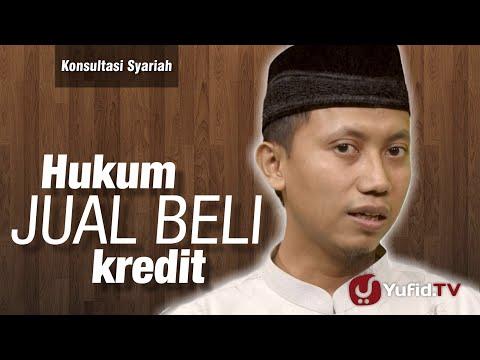 Konsultasi Syariah : Hukum Jual Beli Kredit - Ustadz Ammi Nur Baits