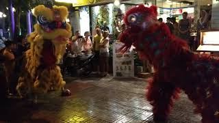 Dragon Dance- 2019 year of the pig 🐖