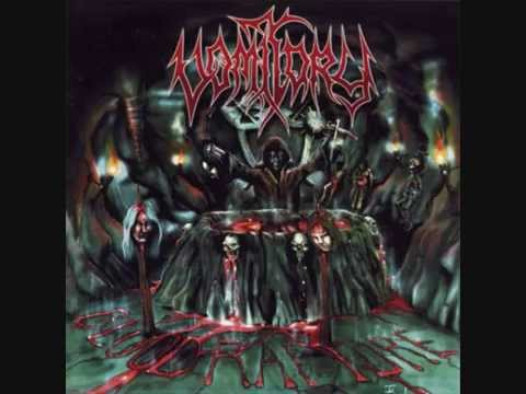 Vomitory - Madness Prevails