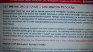 Municipal Credit Service Corp | BEWARE SCAM ALERT