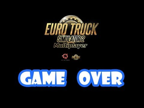Adeus Multiplayer do Euro Truck Simulator 2