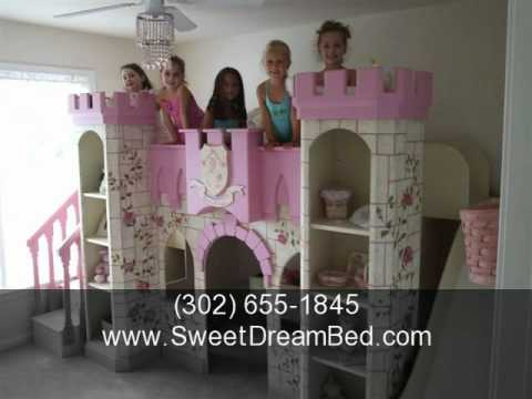0 Girls Furniture| Girls Beds| Princess Furniture | Princess Room