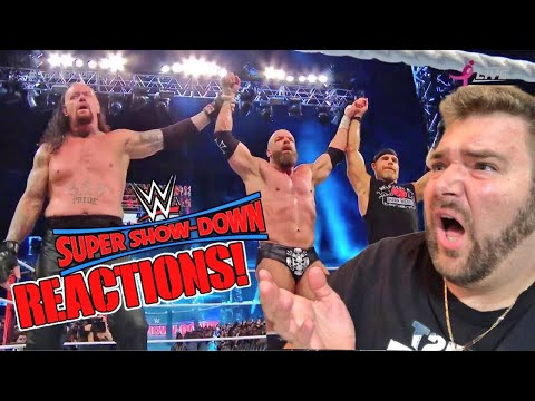 WWE Super Showdown: I Woke Up at 5am For This? Review and Results