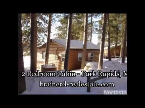 Park Rapids, MN - 2 Bedroom, 1 Bath Cabin - 26371 Icon Drive