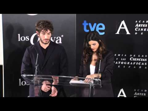 Nominados Premios Goya 2014