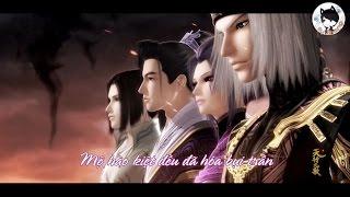 [Vietsub + Kara] Thiên Hành Cửu Ca (天行九歌) - Hoắc Tôn (霍尊) ( OST Thiên Hành Cửu Ca)